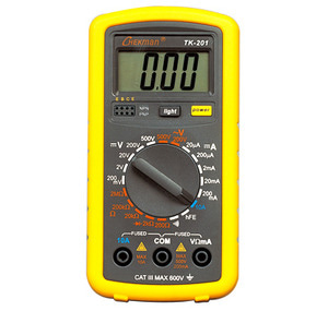 DIGITAL MULTIMETER TK-201