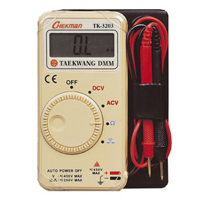 POCKET MULTIMETER TK-3203
