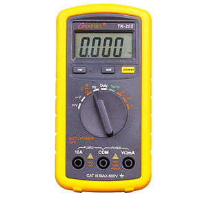 HANDY DIGITAL MULTIMETER TK-202